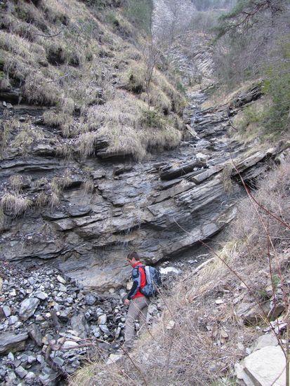Ravin de la Bernia
