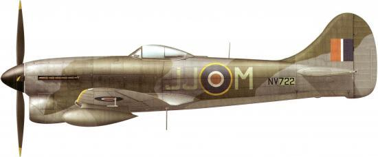 Hawker Tempest