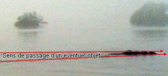 Cryptozoologie cryptozoology 18 février 2011 Tom Pickles Sarah Harrington Bowness-on-Windermere lac lake england angleterre wake vague analyse fausse bateau créature inconnue monstre Bownessie ship photographie célèbre cryptide lacustre