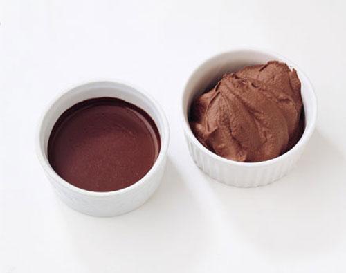 1 le chocolat chantilly - Faire une emulsion en cuisine ...