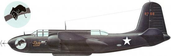 Douglas P-70
