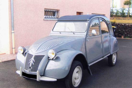 citroen 2cv az 1959. Black Bedroom Furniture Sets. Home Design Ideas