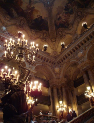 Le hall de l'Opéra Garnier, the hall of the Opera Garnier, Esprit de Paris - guide privé