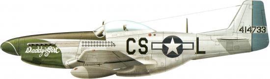 Mustang P-51 D