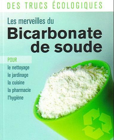 a quoi sert le bicarbonate de soude