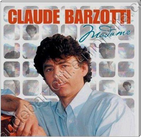 CD best of Claude Barzotti holographique