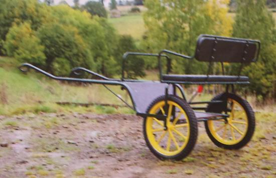 voiture 2 roues gig poney. Black Bedroom Furniture Sets. Home Design Ideas