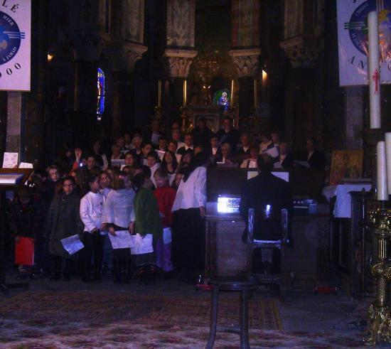Concert du 19 décembre 2010 à Maringues