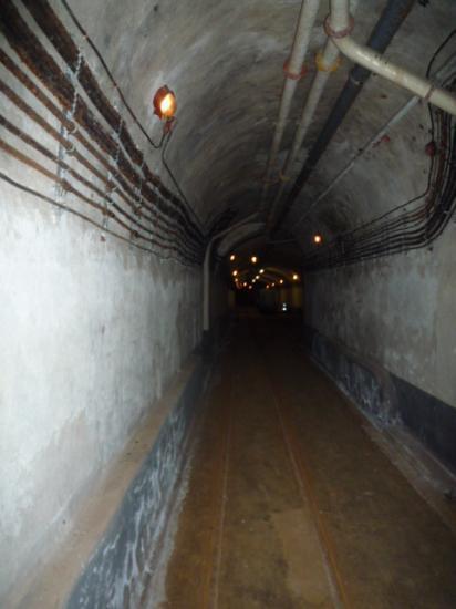 Un des nombreux couloirs