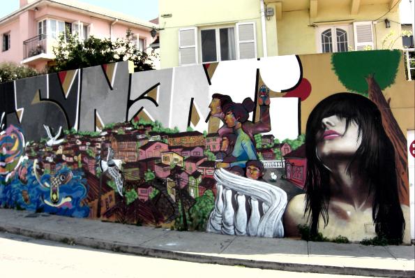 Graffiti, Valparaiso