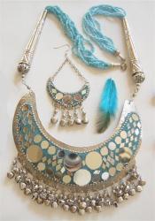 Parure Turquoise Miroir 23,00 €