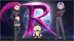 Team Rocket: Jessie, James, Miaouss