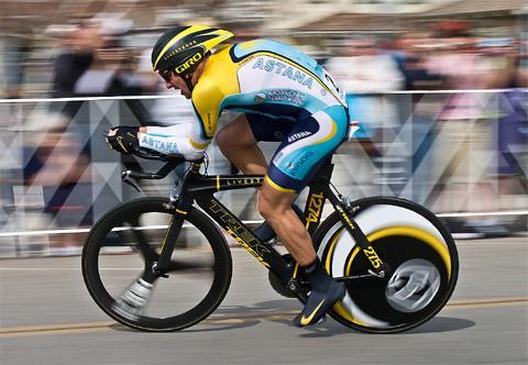 3- Le cyclisme