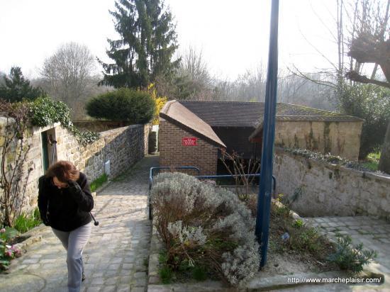 Danièle, rue des Dames Gilles à Vauréal
