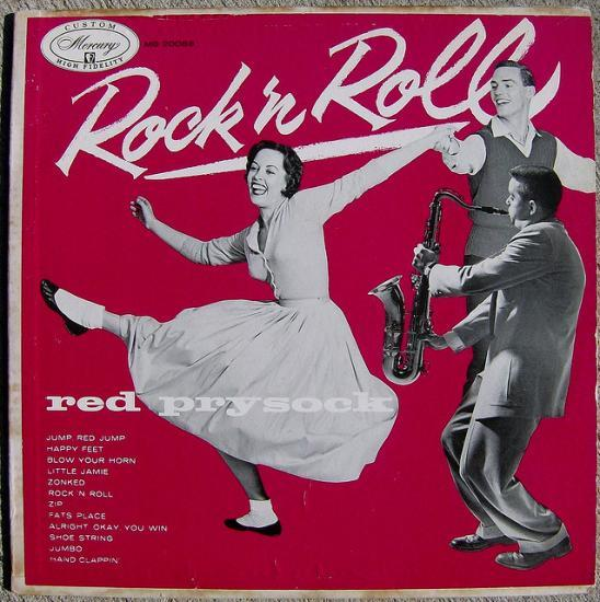Red Prysock Rock And Roll Party