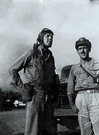 Thomas McGuire & Lindbergh