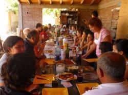 Domingo en la casa de Carlito - Mendoza