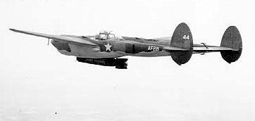 Lockheed P-38 F