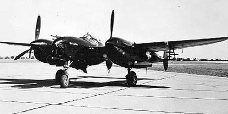 Lockheed P-38M