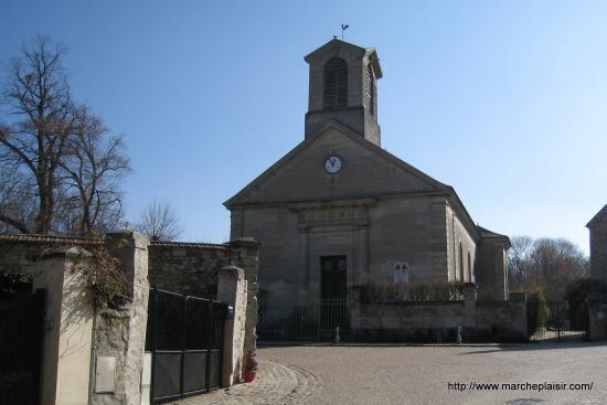 église de Maudétour-en-Vexin