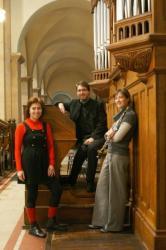 Cäcilia Boyer, Marion Béranger, Laurent-Martin Schmit