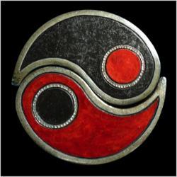 Yin & Yang réversible