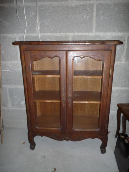 meuble de rangement shabby. Black Bedroom Furniture Sets. Home Design Ideas