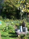Photo du vide jardin de l'Agrion.org