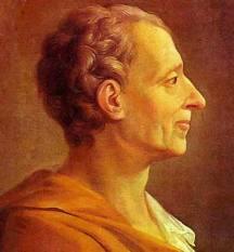 Montesquieu, l'esprit des lois