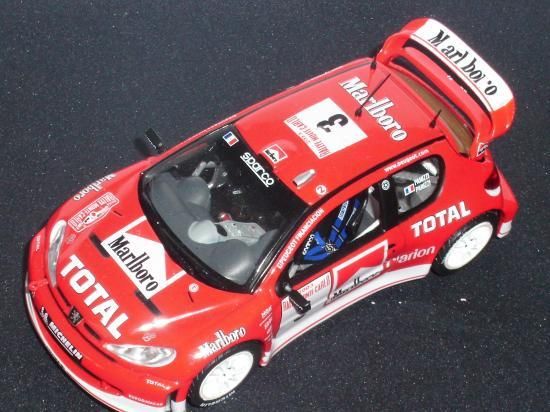 206 WRC 2003  RALLYE MONTE CARLO