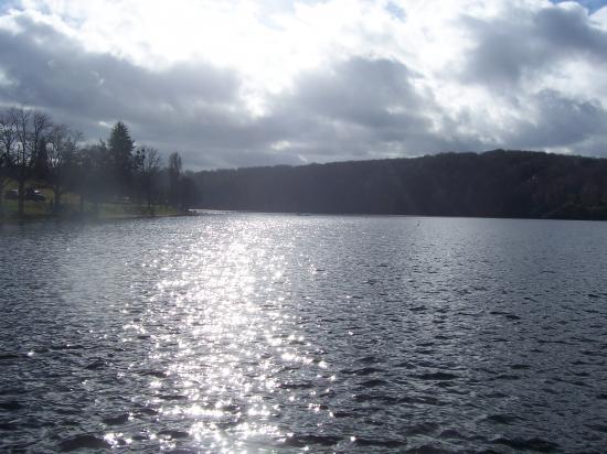 le lac d'Eguzon