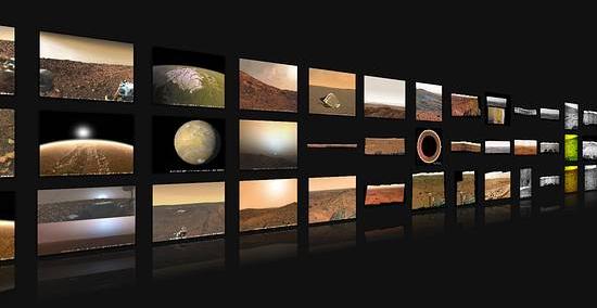 Orbit Mars