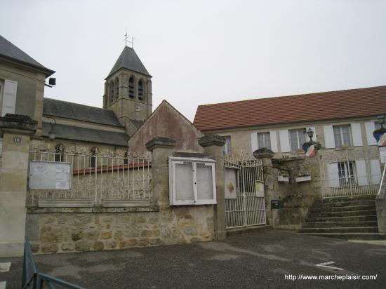 Mairie d'Arronville