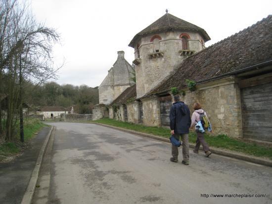 Ferme du Château à Menouville