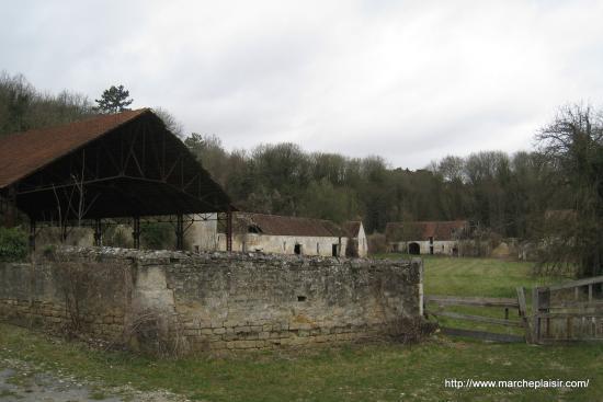 La Ferme du Château à Menouville