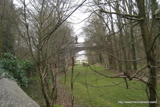 l'Arche du Domaine de Balincourt