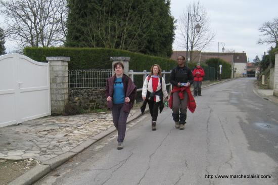 Paula, Janine, Maryse, Serge