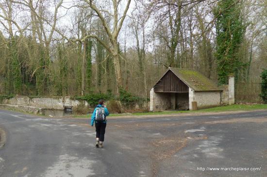 Annick à Ménouville