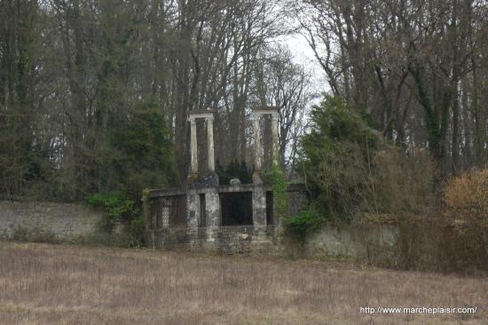 Le Temple du Domaine de Balincourt