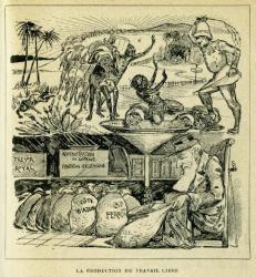 Caricature John Grand-Carteret