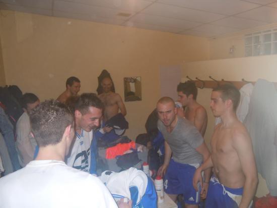 Equipe 1 2010  2011