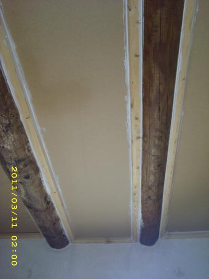 Faux plafonds en bois for Creer un faux plafond