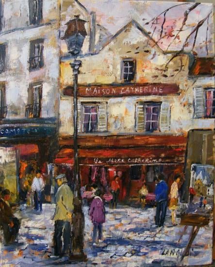 La Boheme Paris Restaurant
