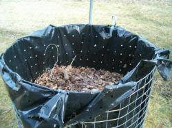 le compost au printemps